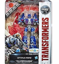Optimus prime The Last Knight Toys R us exclusive