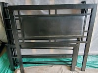 Single bed frame + frame / delivery available
