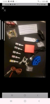 tattoo kit for sale brand new everything you need  Edmonton, T5T 1A3