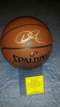 brown and black Spalding basketball Toronto, M1L 2T3