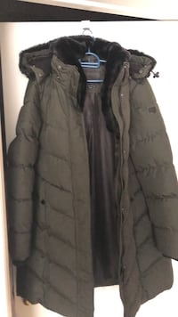 Army green brand new winter jacket Mississauga, L5V 1R8