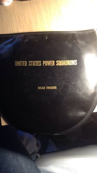 United States Power Squadrons star finder bag