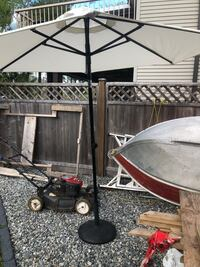 Umbrella with stand  Langley, V1M