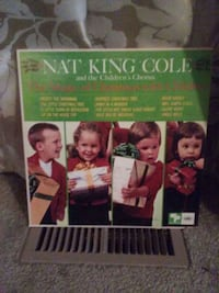 Nat King Cole. The magic of Christmas with childre Rancho Cordova, 95670