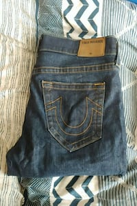 True religion skinny jeans size 33 trades accepted Toronto, M6N