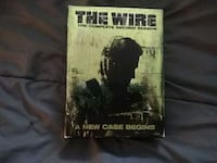 the wire complete second season Harford County, 21085