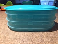 Tupperware Stackable Storage Container  London, N6G 0C3