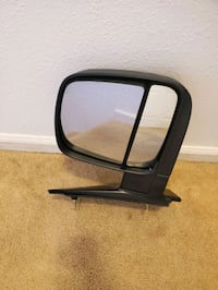 Passenger side view mirror for 2017 Chevy Express  Kaneohe, 96744