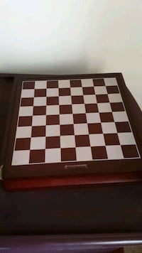 Chess and Chinese checkers board games