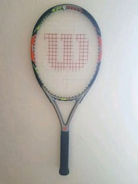 Wilson nitro team105, tennisracket. Oslo, 0366