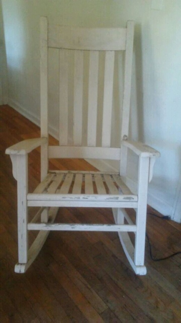 Stupendous Used Big Vintage Rocking Chair For Sale In Savannah Letgo Gmtry Best Dining Table And Chair Ideas Images Gmtryco