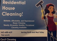 House cleaning Litchfield Park, 85340