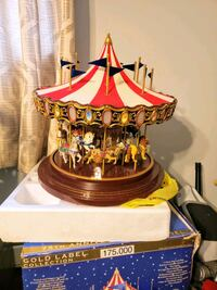 75th anniversary carousel gold label collection