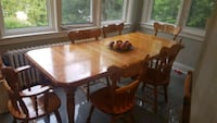 Dining table with 6 chairs  Toronto, M6C 2T5