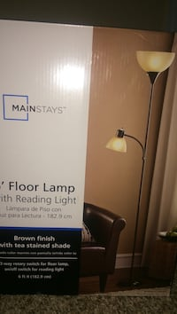 Used mainstays floor lamp box for sale in norcross letgo mainstays floor lamp box aloadofball Image collections
