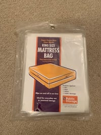 King size mattress bag Oakville, L6H 2P3