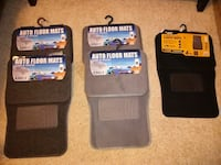 Car mats,  suv and truck