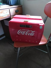 red and black Coca-Cola cooler Middletown, 21769