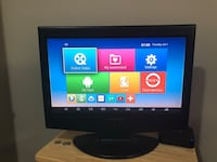 19 Inch Electron TV with DVD player Woodstock