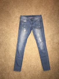 blue denim stone wash jeans Virginia Beach, 23462