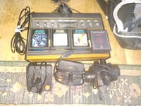 Atari 2600 with all controllers and 4 games Oroville, 95966
