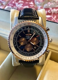 BREITLING NAVITIMER WATCH FOR MEN BRAND NEW **NO LOW OFFERS** Mississauga, L5M 7A7