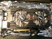 Asus AMD R9 270 graphics card