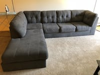 Sectional sofa Grand Forks, 58203