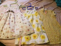 Size 6 dress lot Rockville, 20850