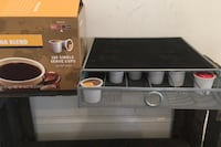 K Cup holder with k cups!! Pennsburg, 18073
