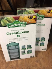 2 Greenhouses Pikeville, 37367