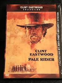Clint Eastwood Collection Pale Rider (Still factory sealed).