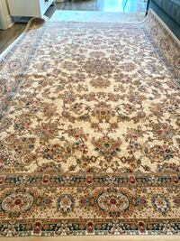 Handmade style Knotted Extra fine Persian wool Oriental rug Toronto, M5B