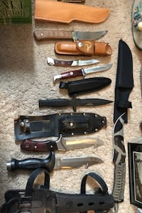 Knife collection  Calgary, T2Y