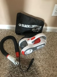 Black and decker auto vacuum