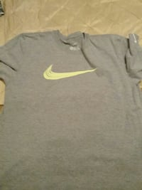 grey and green Nike crew-neck t-shirt Lufkin, 75901