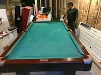 Pool table great condition 9' Fairfax, 22033