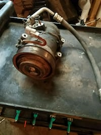 2004 Toyota Camry air conditioning pump