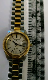 Pre-Owned Swiss Authentic Wittnauer Quartz Ladies Watch