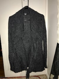 Dark Grey Cardigan (Medium) Baltimore, 21222