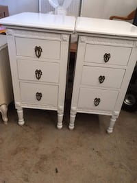 ~1920's Antique Night Stands on Wheels~ Stockton, 95219