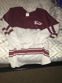 white and red Adidas jersey Salinas, 93901