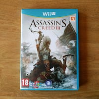 Assassin's Creed III (Wii U spill)  Trondheim, 7019