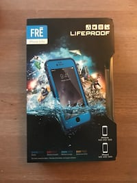 Lifeproof FRE Waterproof iPhone 6/6s Case Willow Spring, 27592