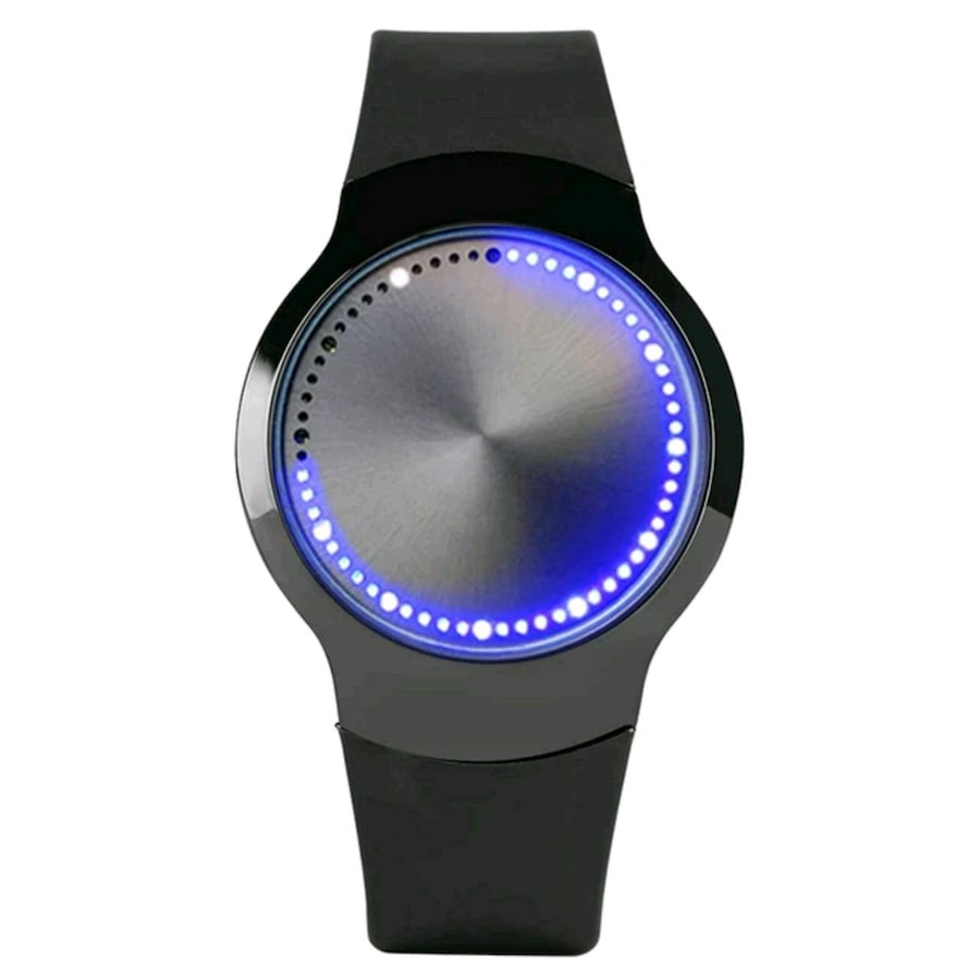 LED LIGHTED TIMING DIGITAL SILICONE WATCH!!!!