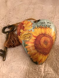 Sunshine heart with lock Silver Spring, 20904