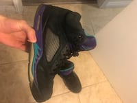 Grape 5s SIZE 12.5 Burnaby, V5J 1P5