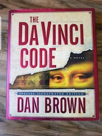 The Davinci Code -Special Illustrated Edition NEW Airdrie, T4B 0E4