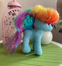 Peluş Rainbow Dash My Little Pony Gölbaşı, 06830