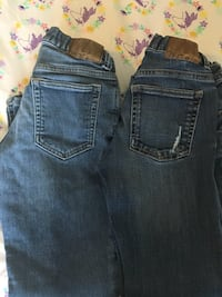 Boys Jeans / two blue jeans for $20 Fort Rucker, 36362
